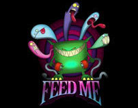 Feed Me Visuals