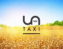 UA Taxi Logotype