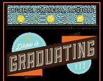 Drew's Graduation Announcements