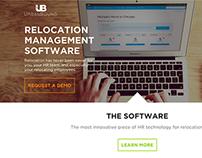 UrbanBound Website Redesign
