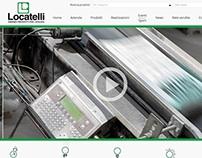 Locatelli Intonaci Website