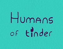 Humans of tinder