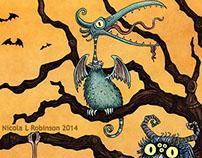 Tree of Monster Birds