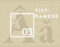 03 - Vietnamese