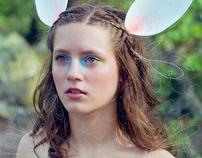 She's sunny bunny