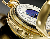 The Henry Graves Supercomplication by Patek Philippe