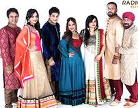 Radio 4 - Diwali Shoot