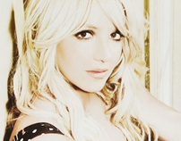Britney Spears Label Site