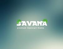 Savana - Premium Opencart Theme