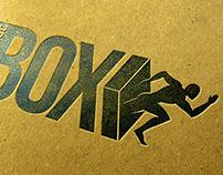 Endurance Box Logo Brand Design