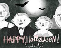 Halloween   Freaks, Tod Browning
