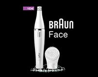 Braun Face - EverydayMe