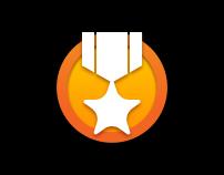 FanRank Badges