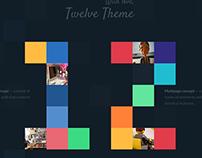 Twelve — Original & Creative Responsive Template
