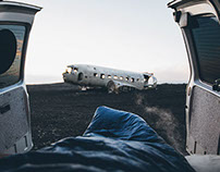 | Waking up in Iceland |