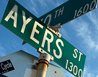 Ayers St.
