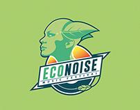 ECO NOISE music festival (Logotype)