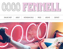 Coco Fennell Branding