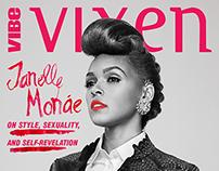 VIBE Vixen Janelle Monae Feature