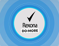 Rexona DO:More App