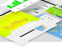 Nike+ Running Web