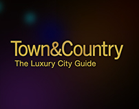 Town & Country: The Luxury City Guide App