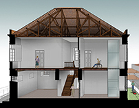Restauro Oficina Cultural Gerson de Abreu