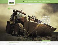 Macori, Web Site