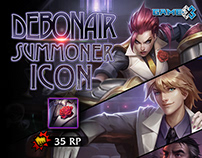 Debonair Summoner Icons