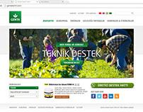 Genta Website