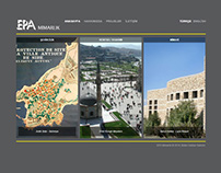 EPA Architecture Website