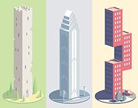 Mr. W's Skyscraper Catalog, a NeonMob Collection