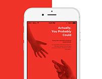 Blood Grid - Blood Donation App Concept