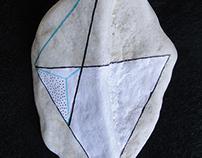PRISM STONE / drawing