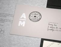 A/M Stationery
