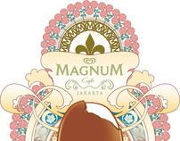 Monstore for Magnum Cafe Jakarta