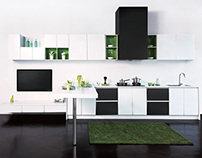 SOLUX Colorato Kitchen