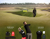 Nike Golf Homepage