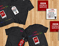 BBC World Service Campaign