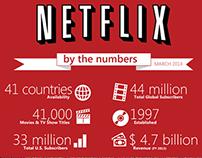 Netflix Infographics Data Viz