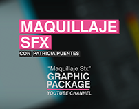 Maquillaje Sfx | Graphic Package