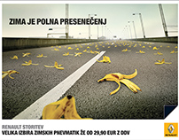 Renault Service: Winter is full of surprises (2011)