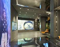 Bou-tek, digital show room. Milano, Italy