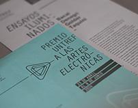 EXPO Ensayos Iluminados/Premio a las artes electrónicas