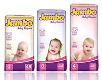 Baby Diaper Package