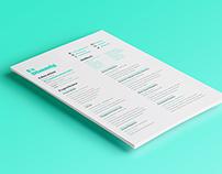 Business Cards & Résumés