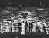 Stanwix Wedding - Pallet Wall