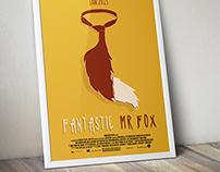 Fantastic Mr. Fox Poster Design