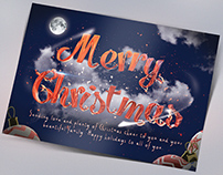 Merry Christmas / Feliz Navidad Card