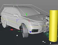 Car Crash Dynamics R&D
